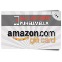Amazon.de 50€ lahjakortti